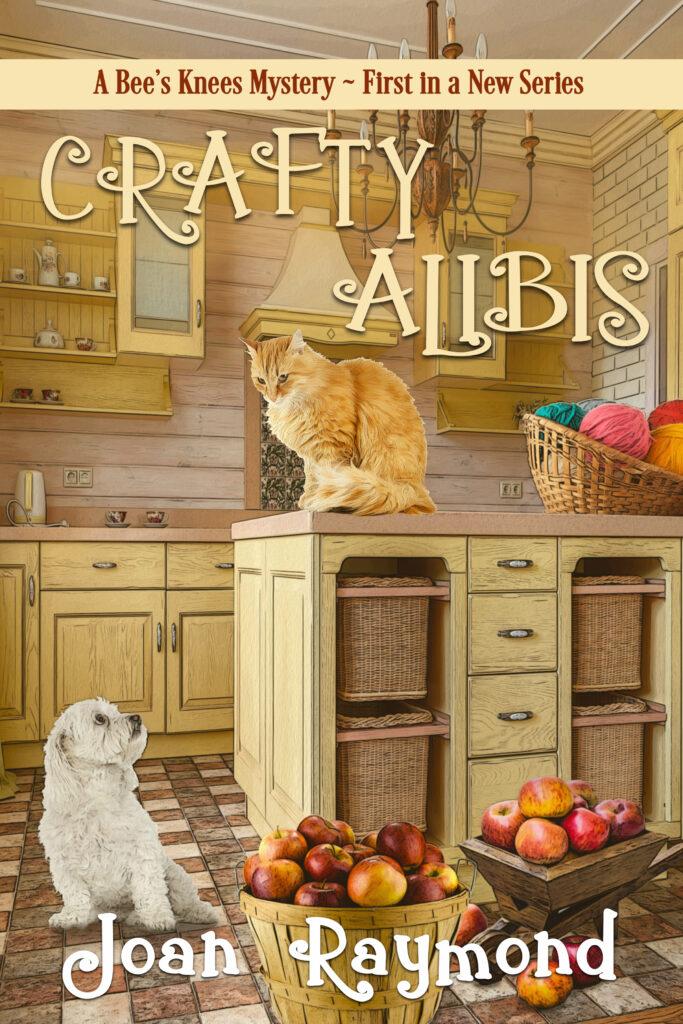 Crafty Alibis - Final Cover